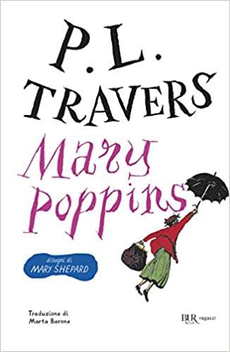 Mary Poppins, libro classico per bambini