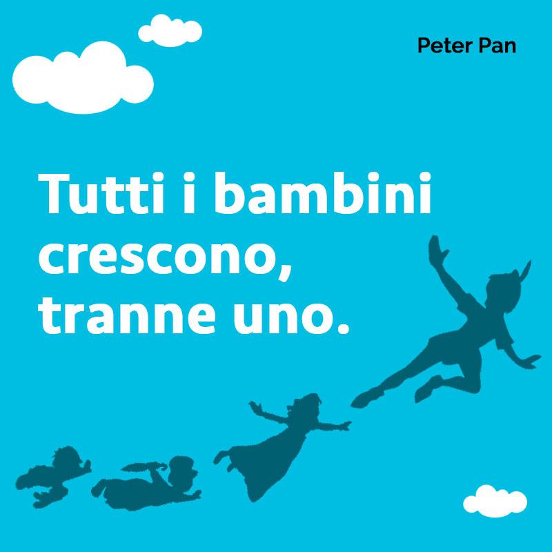 I migliori classici per bambini: Peter Pan